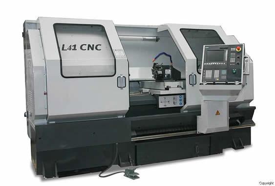 L41CNC L410 CNC